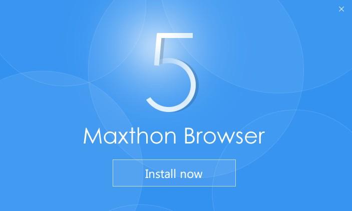 Maxthon 5.2.0.1400 beta